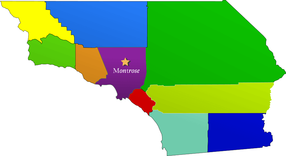 montrose under los angeles county